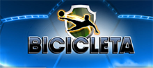 Bicycle is a medium volatility soccer game with Free Spins mode and Trophy bonus. Give in to the football fever and watch players take acrobatic bike shots in Free Spins mode that turn them into sticky symbols when the goal