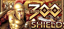 Collect Shields to progress through each stage of the Battle Feature Free Games. Build your Multiplier up to a MIGHTY 300x! Now THIS is SPARTA!!!