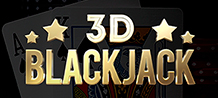 If you want to play an online blackjack game that looks more realistic, but you are not a fan of live dealers, maybe a three-dimensional variant of this game will do the job. Blackjack 3D is an interesting online blackjack game created by Iron Dog Studio. As the name suggests, this is a game with 3D graphics that include nice playing cards, multicolored chips, and a green table.