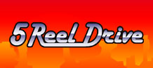 Take the ultimate road trip with 5 Reel Drive Slots, a super cool, retro classic game with five reels, nine paylines, and nine coins.