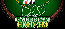 Habanero's Caribbean Hold'em gives players a chance to play Texas Hold'em poker against the house instead of other players. The game is played on a virtual table using the standard deck of 52 cards, with no jokers. Player can only play on a single field.