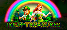 <div>Follow the Irish music on your way to fortune. Spin the reels of fun, and start your treasure hunt with a smile. <br/>