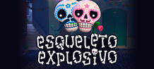 <div>Transport yourself to Mexico and imagine yourself standing in a courtyard with five skeletons in front of you, each playing a different musical instrument and each having three skulls piled on top of each other. skulls can sing ..! <br/>