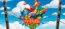 <div>Ruffled Up is a compact yet deep and expansive progressive video slot. With 5 reels and an impressive 243 paylines.</div>